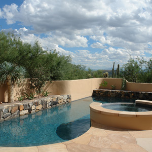 Cimarron Circle - Tucson Pool builders