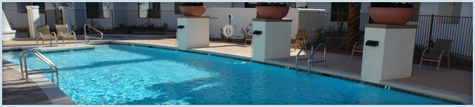 Commercial Pools Tucson