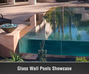 Tucson Glasswall Pools