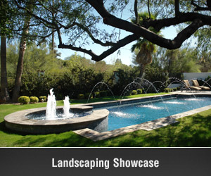 Tucson Landscaping Contractor