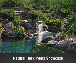 Tucson Natural Rock Pools