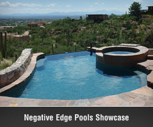 Tucson Negative Edge Pools