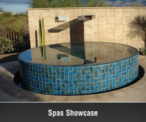 Tucson Custom Spas and Pool Spas
