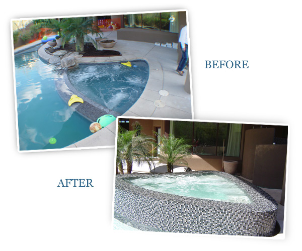 Renovation and Pool Repair Tucson