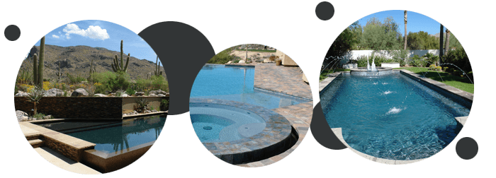 Cimarron Circle Custom Pool Builder in Tucson Arizona - What We Provide