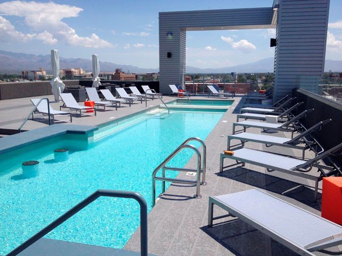 Best Of Tucson Commercial Pool Builders Cimarron Circle