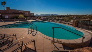 Hacienda del Sold new Pool - Another angle - Pool Designed & Built by Cimarron Circle