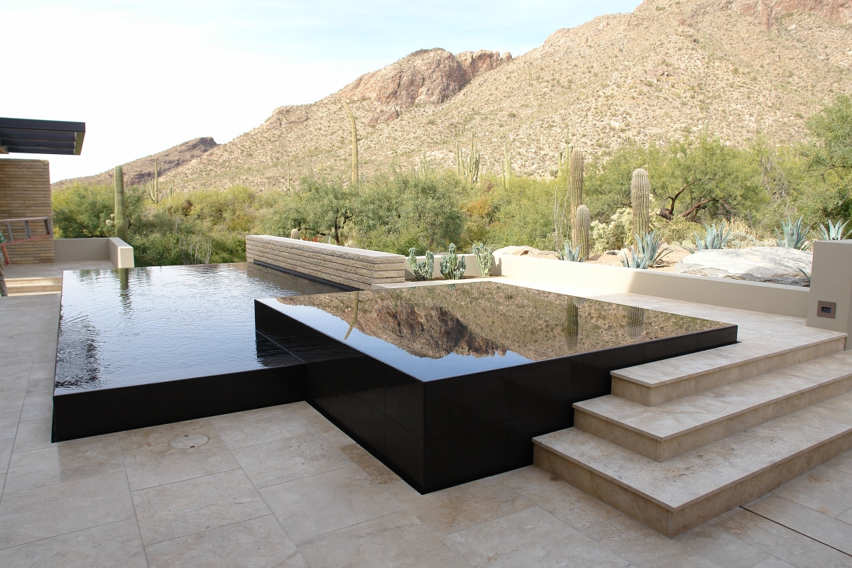 Contemporary Pools New Shapes Amp Shallow Depth Cimarron