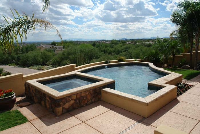 Raised Pools